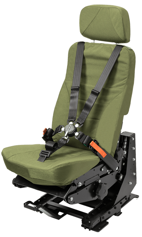 Military Driver Seats