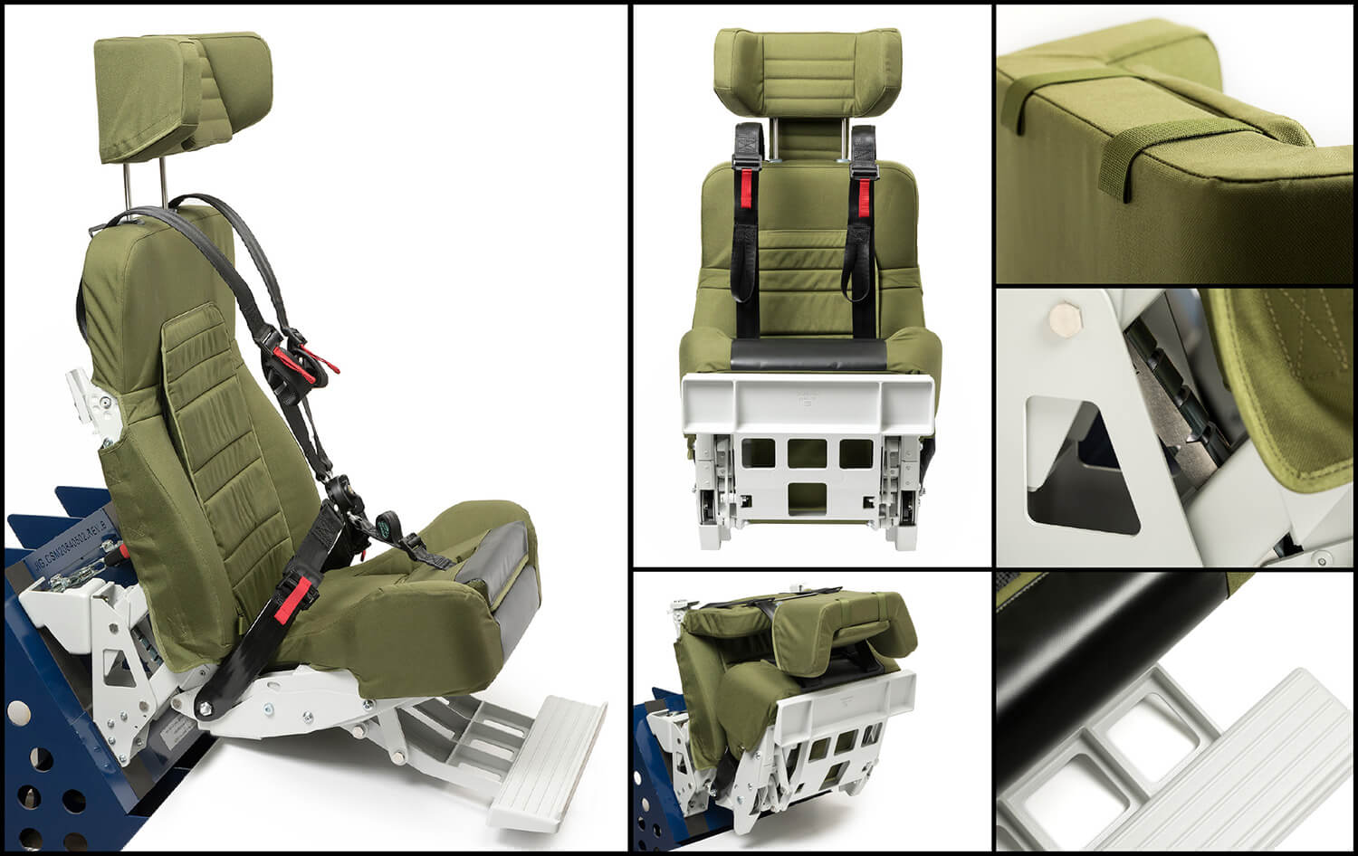 Creating the Perfect Crew Seats – MOBIUS Protection Systems