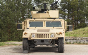 HMMWV seats – MOBIUS PS